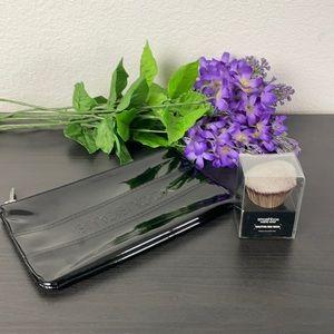 Smashbox Sculpting Biko Brush & Black Makeup Bag